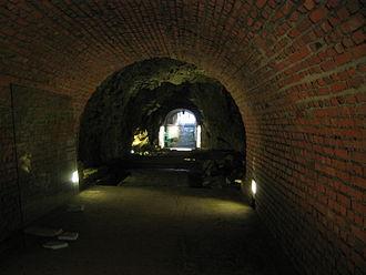Dokumentationszentrum Obersalzberg - Inside the Platterhofbunker