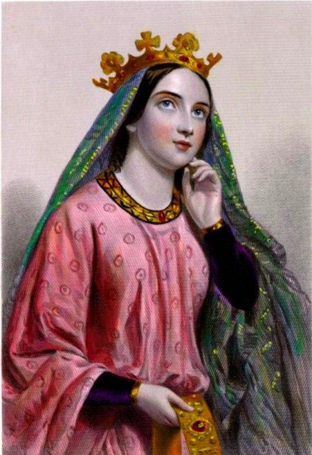 Berengaria of Navarre, queen of England