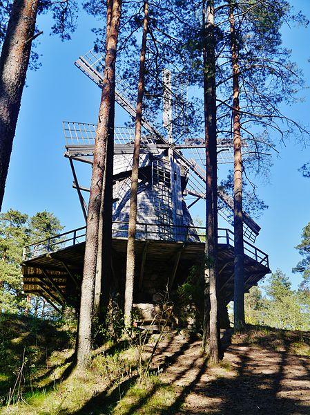 File:Bergi Ethnografisches Museum Bergi Vidzeme Windmühle 03.JPG