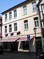 Bergstraße 10, Celle, hier wohnten Rosa Cahn, geborene Bornheim, sowie Familie Kohls, Adolf und Elsa, geb. Cahn, Edith, Lieselotte, deportiert, ermordet in Auschwitz.jpg