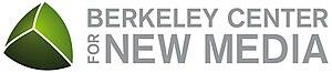 Berkeley Center for New Media - BCNM logo