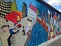 Berlin, East Side Gallery 2014-07 (Jim Avignon - Doin It Cool For The East Side) 2.jpg