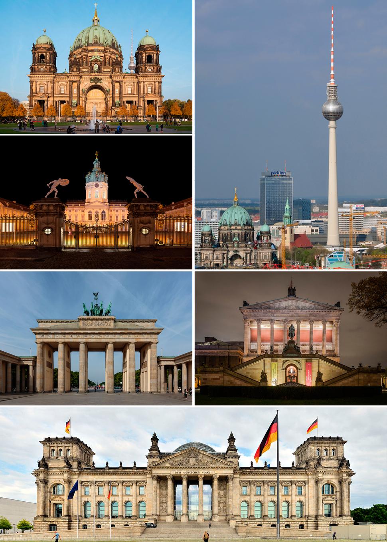 Berlin Montage 2016