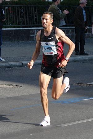 Driss El Himer - Driss El Himer, Berlin Marathon 2011