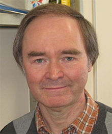 Bernard Carr, past president of the Society for Psychical Research