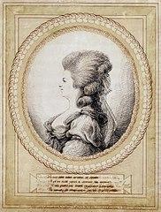 Portret królowej Marii Antoniny