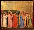 Bernardo daddi, storie di santo stefano, 1337-38 (musei vaticani) 05 esequie.jpg