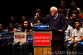 Bernie Sanders at Iowa State University, January 25, 2016 (23984224413).jpg