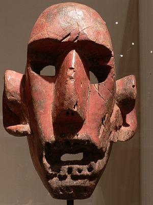 The Kwere (Ngh'were) of Tanzania - Kwere mask