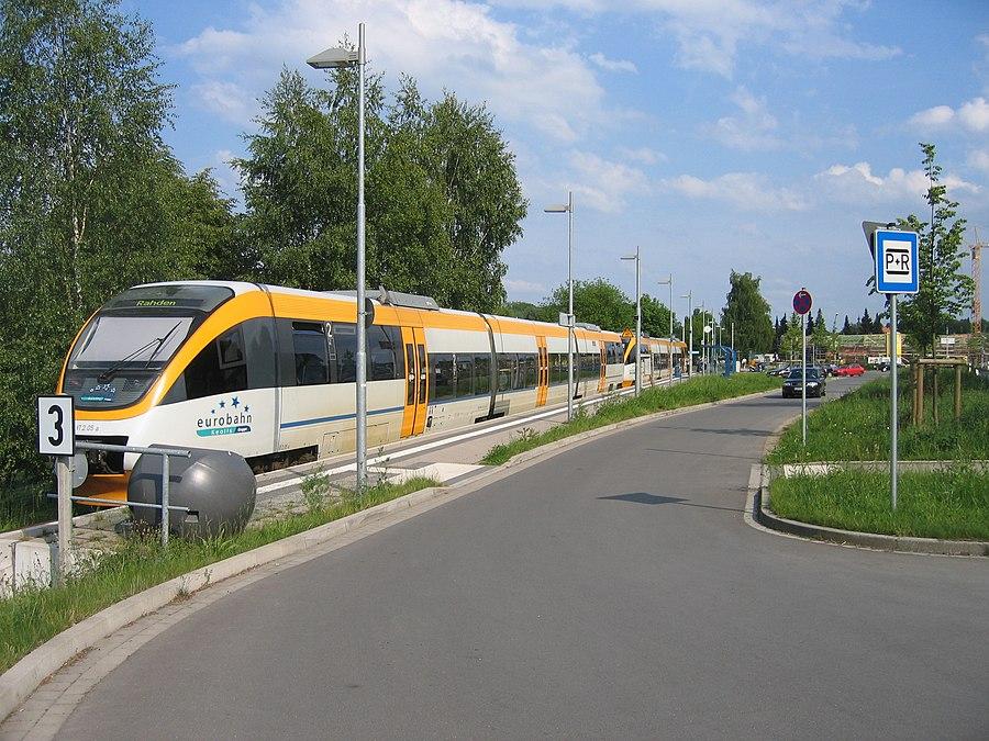 Lemgo-Lüttfeld railway station