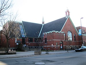 Le Plateau-Mont-Royal - Mile End Library