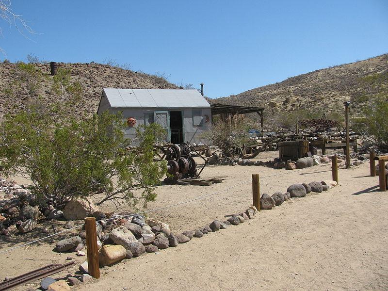 File:Bickel Camp cabin.JPG