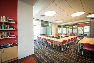 University of Utah Honors College - Image: Bid Ideas Room
