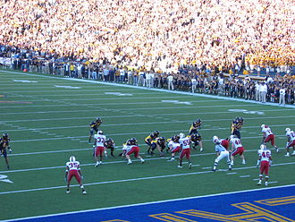 California Golden Bears football - 2004 Big Game