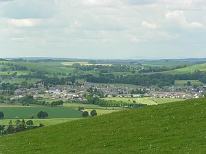 Biggar from Hartree Hills - geograph.org.uk - 109275.jpg
