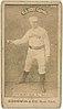 Bill Stemmeyer, Boston Beaneaters, baseball card portrait LCCN2007685640.jpg