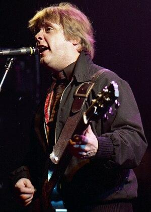 Billy Bremner (musician) - Billy Bremner in 1980