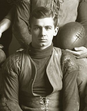 1908 Michigan Wolverines football team - Michigan quarterback Billy Wasmund later became the head coach of the Texas Longhorns.