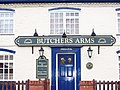 Bishop's Itchington Butchers Arms front door - geograph.org.uk - 1091537.jpg