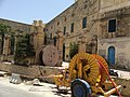 Bishop Conservatory, farmhouse, windmill and monuments in Gozo 14.jpg
