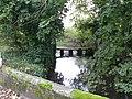 Bishopstone, footbridge over the Ebble - geograph.org.uk - 1030428.jpg