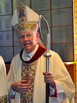 Paul Albert Zipfel - Bishop Paul Zipfel in 2010