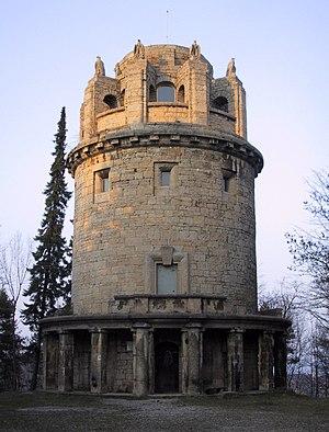 Bismarck tower - 1909 Bismark tower in Jena