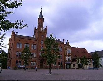 Bitterfeld - Rathaus