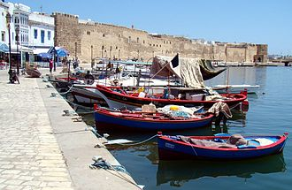 Bizerte - Old Port of Bizerte
