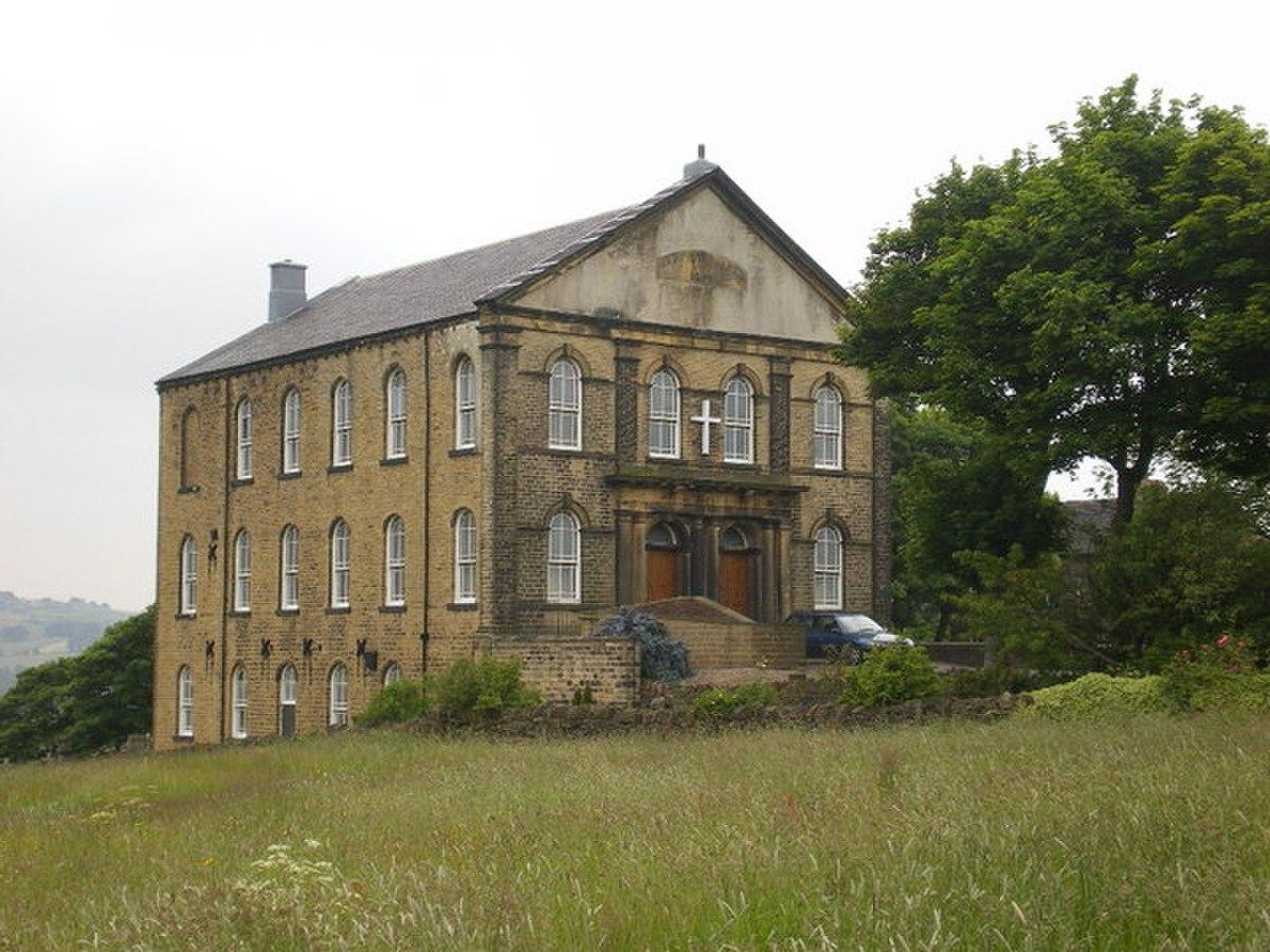Blackley Baptist Church and Centre - geograph.org.uk - 1350634.jpg