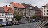 Blankenburg, die Marktstrasse Dm vanaf het stadhuis IMG 5229 2018-07-06 14.17.jpg