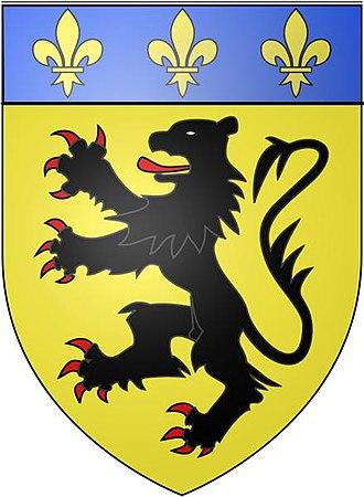 Crépy-en-Valois - Image: Blason de Crépy en Valois