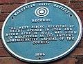 Blue Plaque,West Riding Registry of Deeds - geograph.org.uk - 1611980.jpg