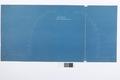 Blueprint över rännsten på terassen, Hallwylska palatset - Hallwylska museet - 101074.tif
