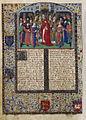 BnF Français 2623 Chronique de Normandie Fol. 89v - Louis VII et Henri II d'Angleterre.jpg
