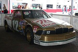 Bobby Allison - 1988 racecar