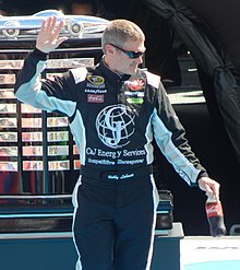 Bobby Labonte at the Daytona 500 (cropped).JPG