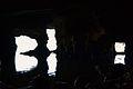 Boques d'accés a la sala inundada, cova Tallada.JPG