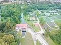 Borkowo Rutki aerial photograph 2019 P01 The Stanislaw Sakowicz Inland Fisheries Institute Department of Salmonid Research.jpg