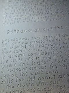Boston line letter Tactile writing system, precursor to Braille