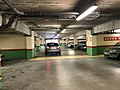 Boucheries André (Rillieux-la-Pape) - parking souterrain.JPG