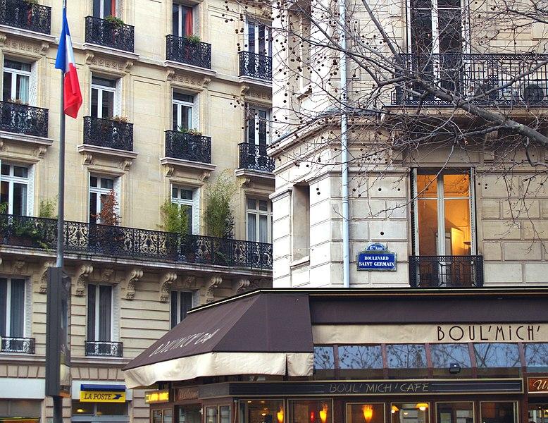 Caf  Boulevard De La Commune De Paris Saint Denis