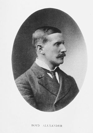 Boyd Alexander - Image: Boyd Alexander Ibis 1910