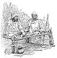 Brahman types - Page 140 - History of India Vol 1 (1906).jpg