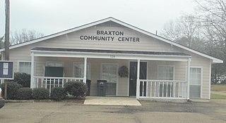 Braxton, Mississippi Village in Mississippi, United States