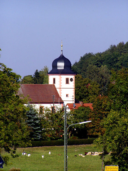 Church in Breitenlohe