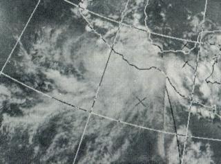 Hurricane Bridget Category 2 Pacific hurricane in 1971
