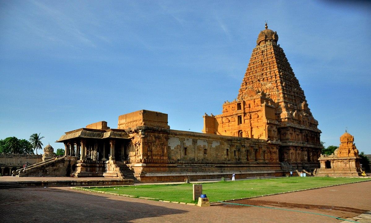 Brihadeeswarar Temple - Wikipedia