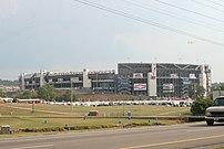 NASCAR track (circuit) :en:Bristol Motor Speed...