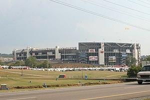 Bristol Motor Speedway - Grandstand in 2007